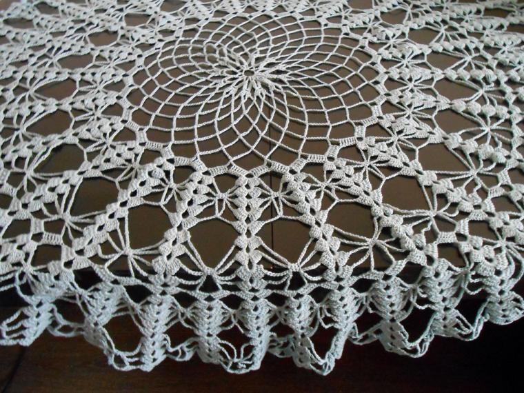 вязание крючком, подушка