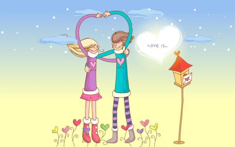 Поздравления для влюбленных пар