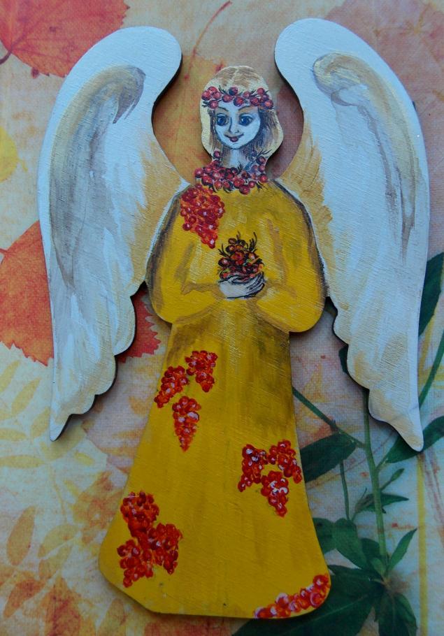 ангел, оберег
