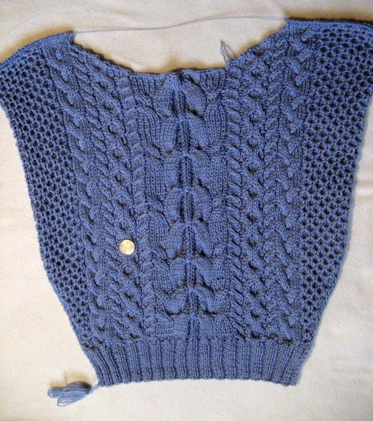 свитер рубан