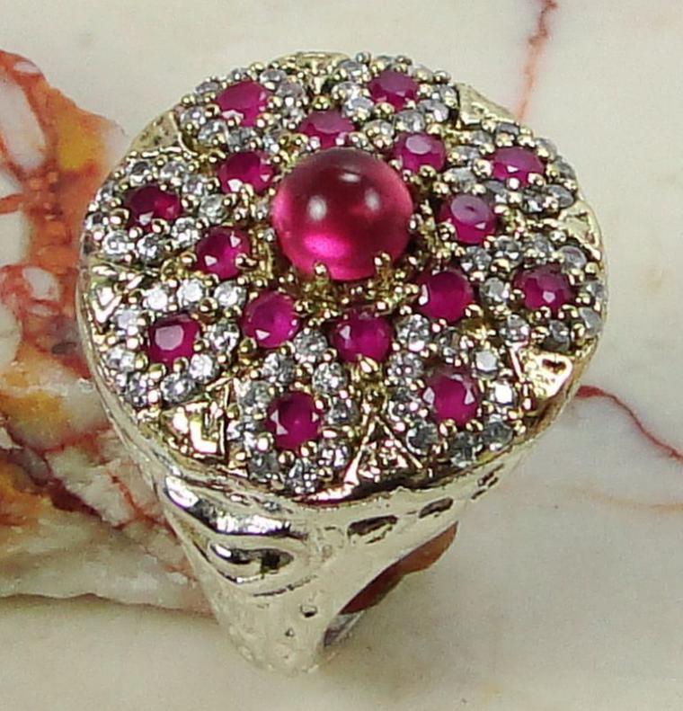 аукцион, аукцион на украшения, кольцо из серебра