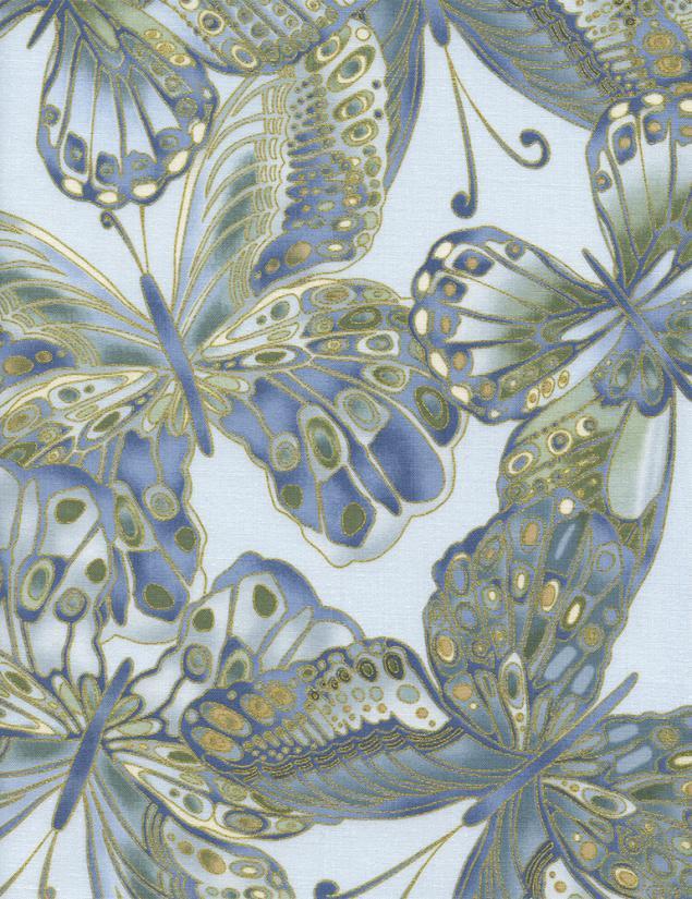 новые работы, бабочки