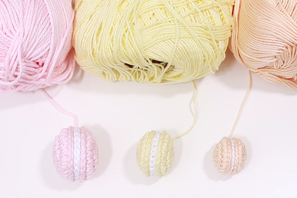 knitted decoration