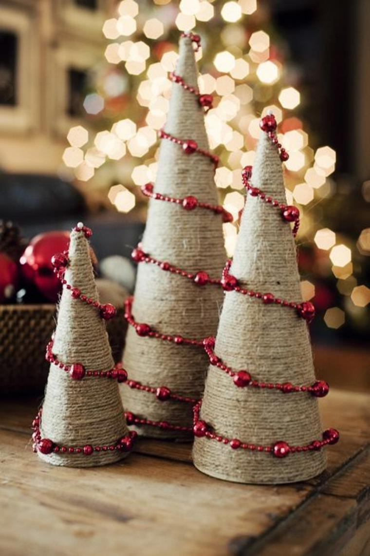 Новогоднее творчество с экологической ноткой: идеи создания нестандартных елок - Ярмарка Мастеров - ручная работа, handmade
