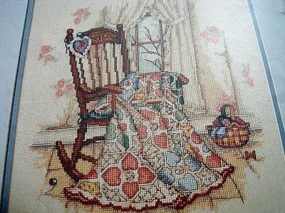 Паула воган схемы вышивки