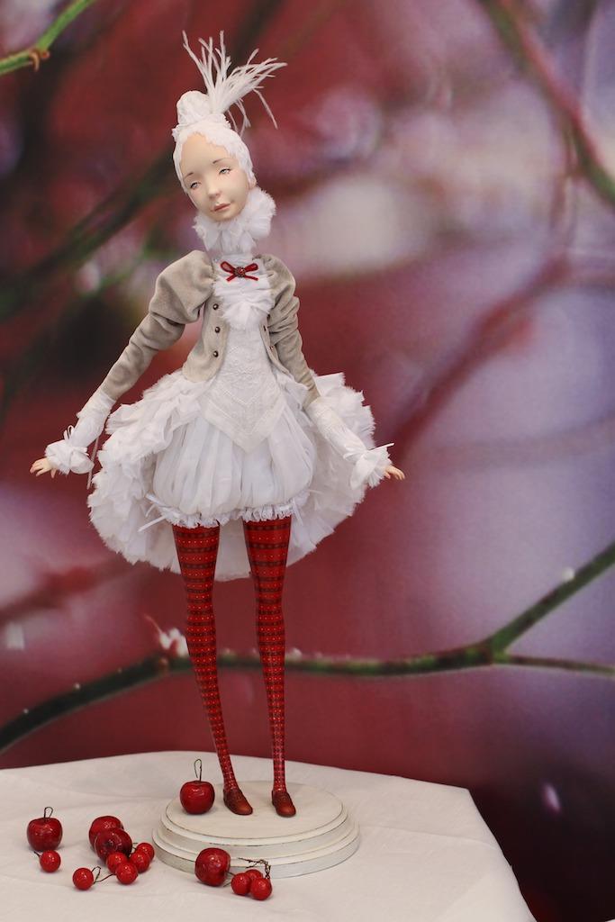Международной выставка авторских кукол и мишек «Панна DOLL'я» в Минске. Часть 1., фото № 9