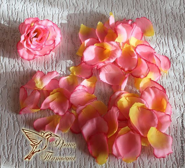 валентинка, флористическая композиция, сердце