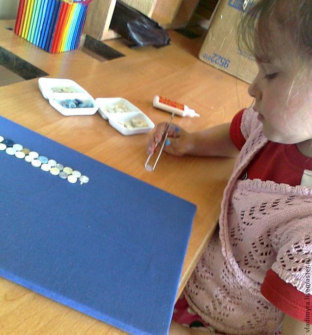 детское творчество, бросовый материал