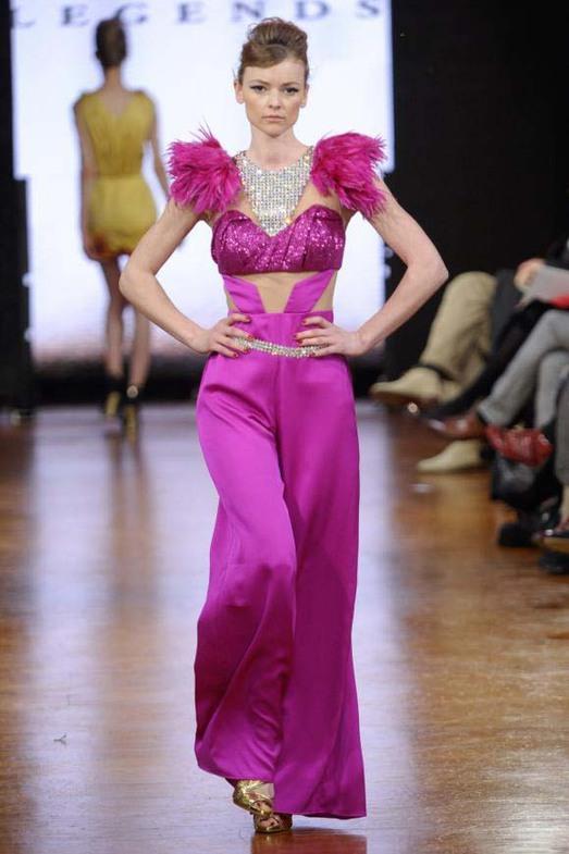 Legends by Bilal Barrage Haute Couture весна-лето 2014, фото № 21