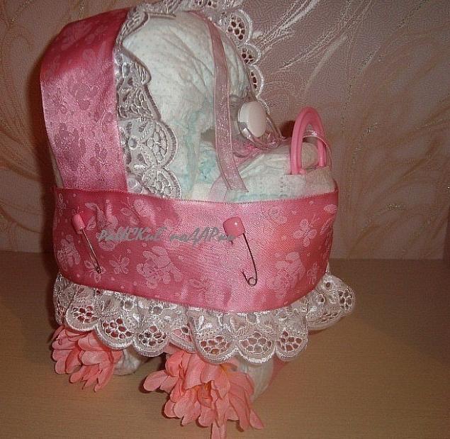 Как красиво упаковать подарок для новорожденного