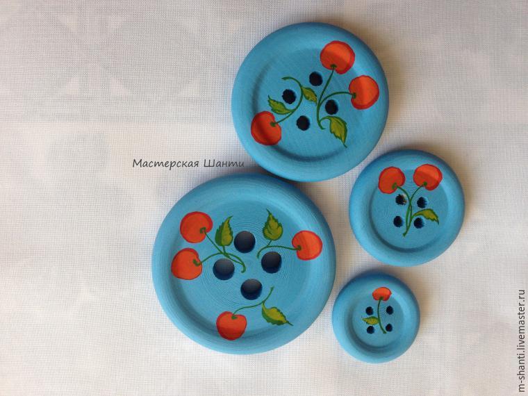 Расписываем яркую шкатулку-развивайку для детей, фото № 32