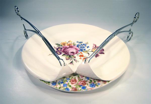 поверхность керамики