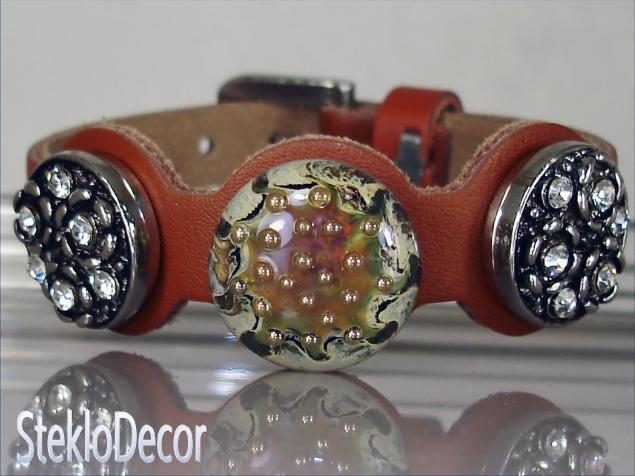 браслет, авторские украшения, стильные украшения, лэмпворк