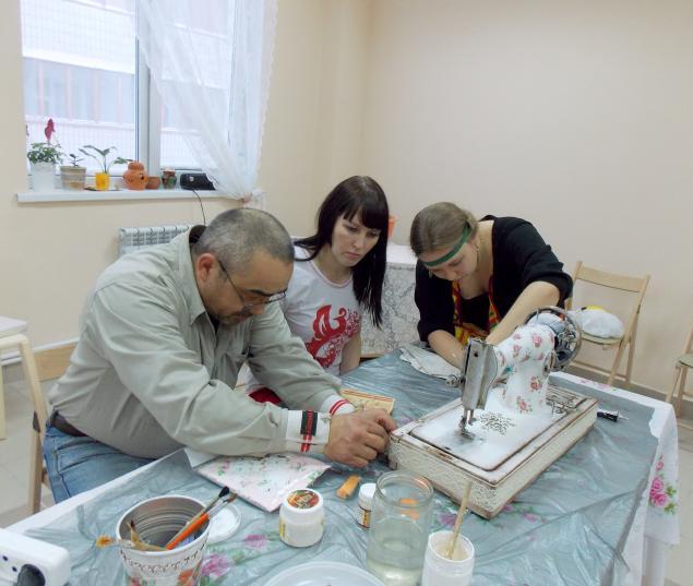 Реанимация швейной машины, фото № 7