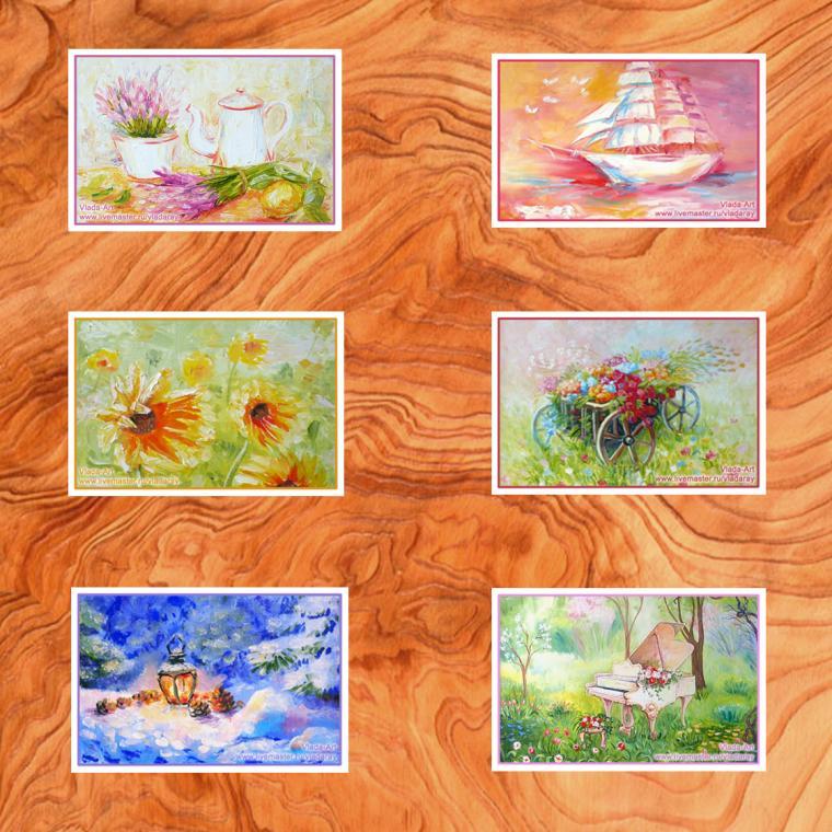 Новые открытки, фото № 4