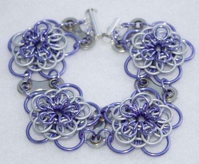 металлический браслет, ювелирные украшения