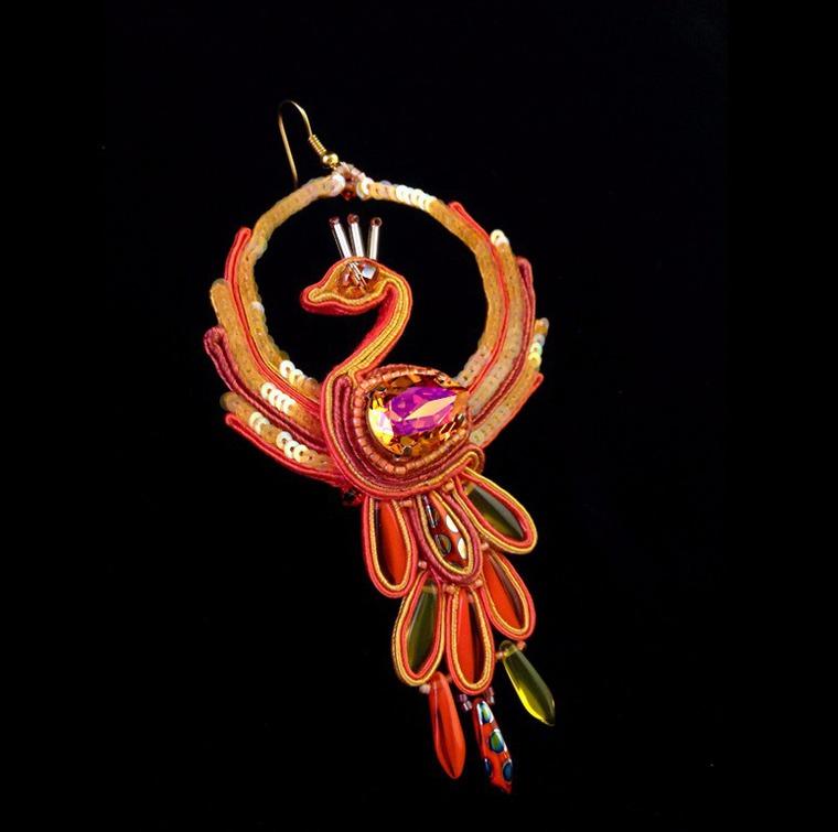 Огонь ювелирных изделий, или Феникс, рожденный из пепла, фото № 27