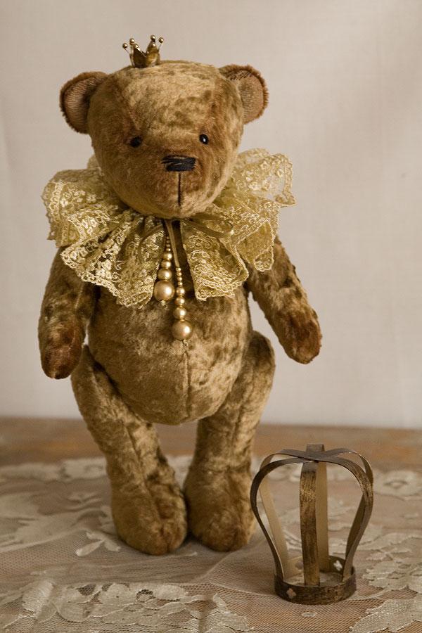 авторский медведь