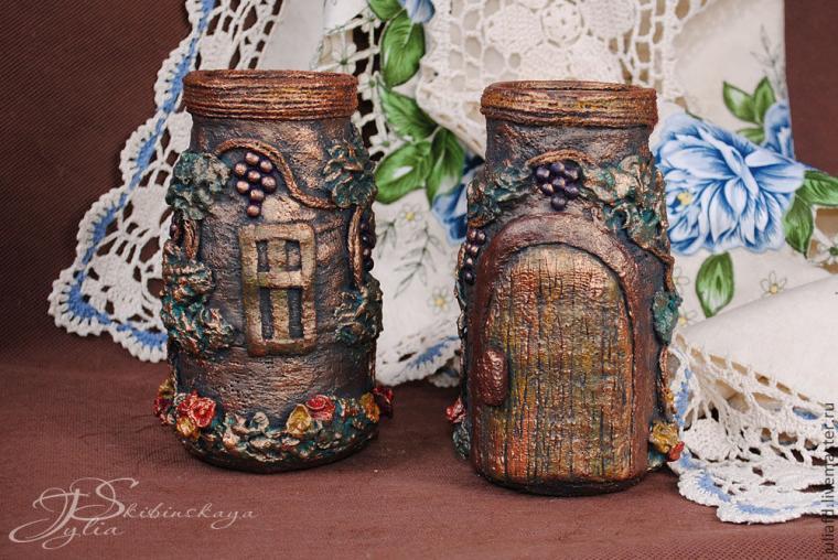 мастер-класс, мастер-класс по лепке, гипсовый бинт, мк по декорированию, ваза своими руками