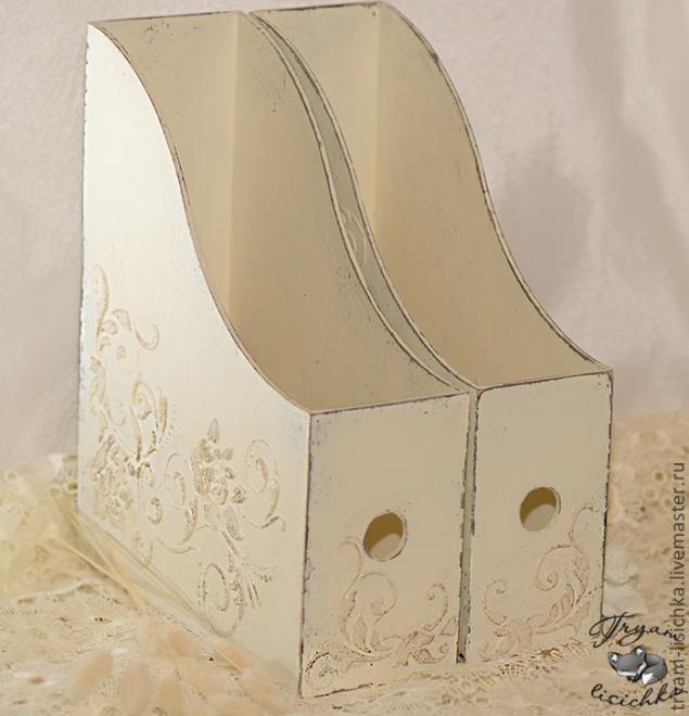 Декорируем лейку! Старение в стиле шебби + Имитация лепнины - 2 техники за 1 занятие!, фото № 2