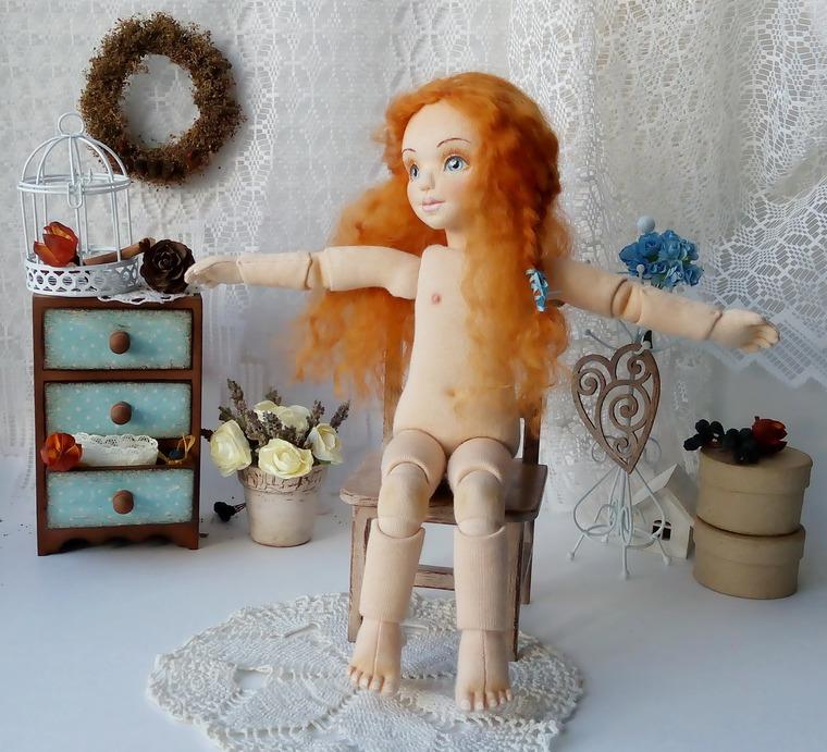 Текстильные шарнирные куклы своими руками все для новичков