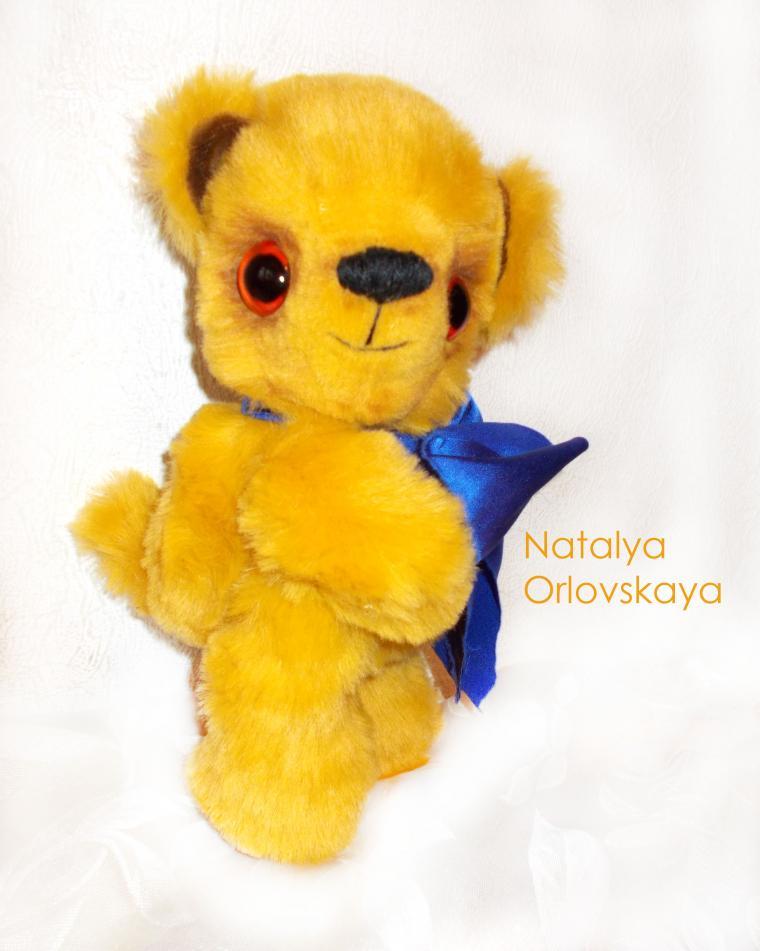 мишка, смешной, пушистый, желтый, конфетка, розыгрыш, акция, подарок