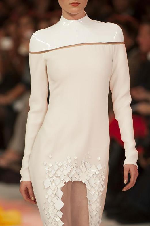Stephane Rolland Haute Couture весна-лето 2014, фото № 116