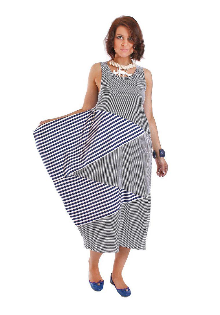 одежда в морском стиле, комбинезон