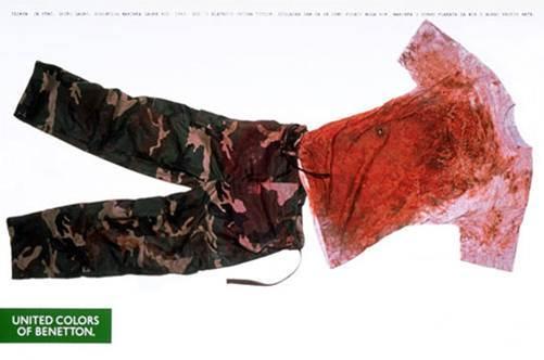 Рекламные кампании Benetton, фото № 21