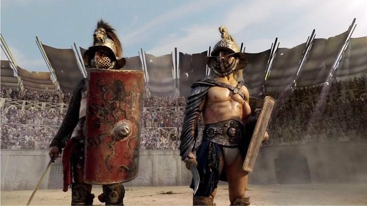 Гладиаторы и их виды стилей