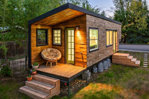 Самые маленькие дома мира