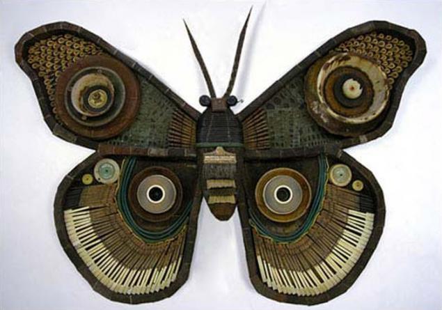 оригинальные бабочки