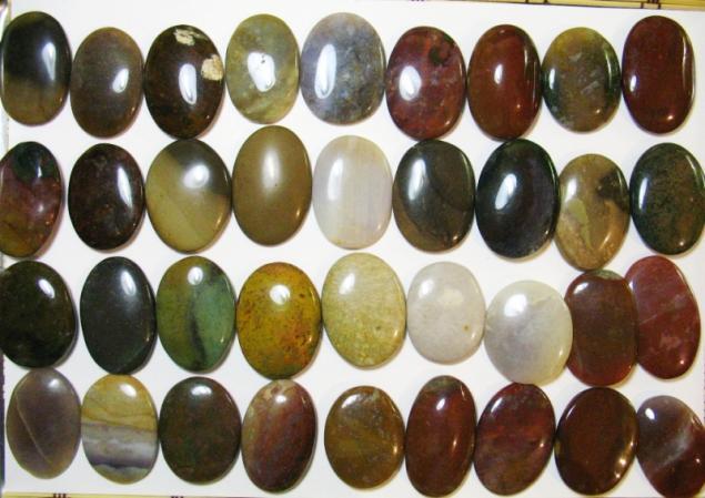 камень, кружевной агат