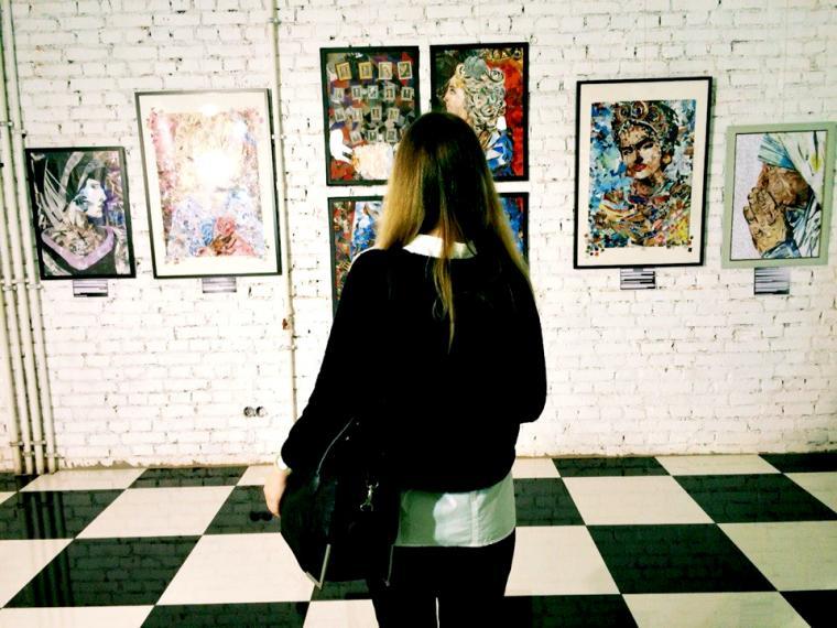 отчет о выставке