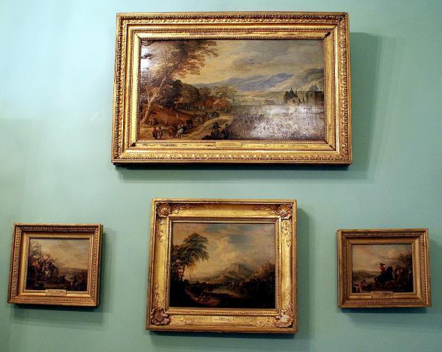 хранение, уход за картинами, живопись маслом, картина маслом, картина, пейзаж, голландская живопись, масляная живопись, правила ухода, хранение картин