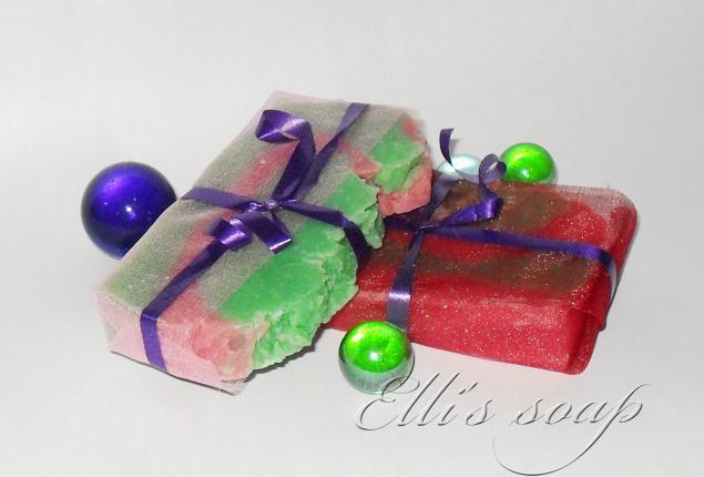 ellis-soap, мыло ручной работы, мыло с нуля, мыло в подарок, мыло натуральное, арбуз, мята, розовый, зелёный, натуральная косметика, натуральные материалы, новинка магазина, косметика ручной работы, умывание, очищение, подарок, полезный подарок