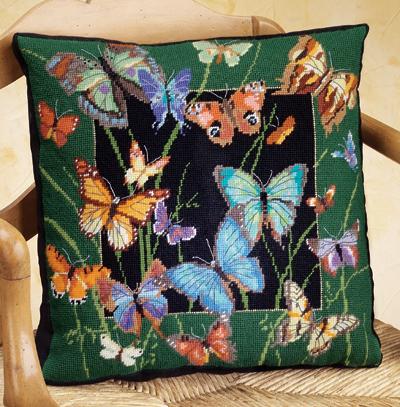 Бабочки как элемент дизайна интерьера, фото № 33