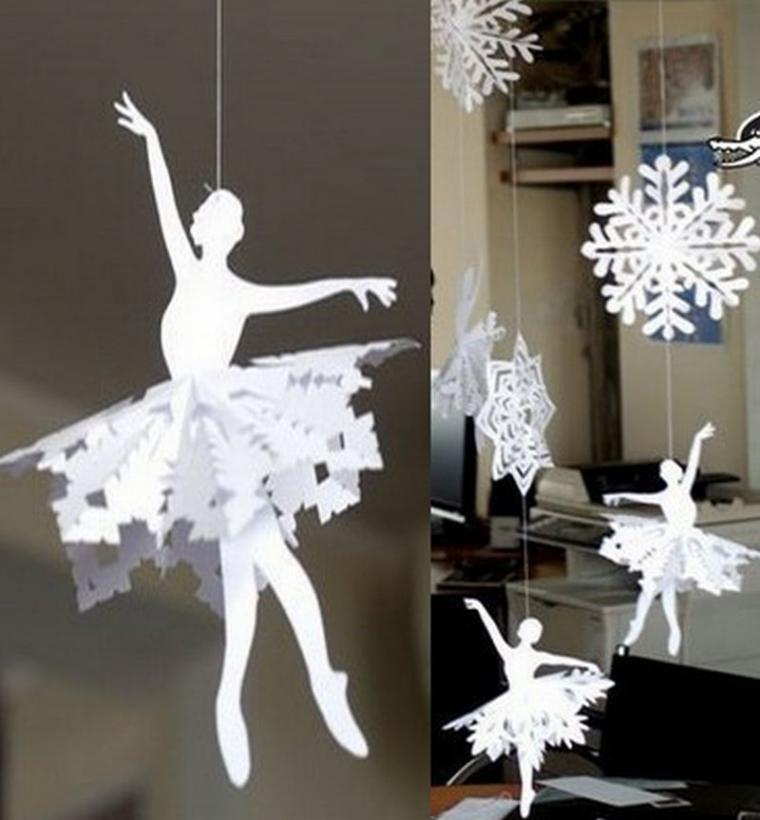 Как можно украсить комнату на новый год своими руками фото