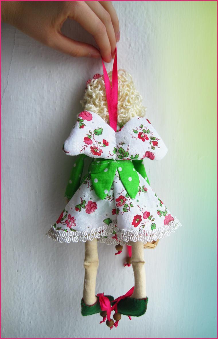 кукла-примитив, куколка