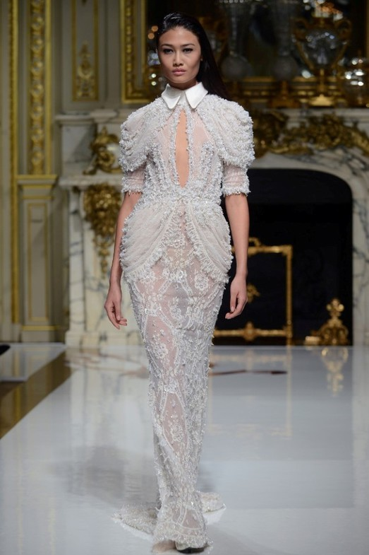 Charlotte Licha Haute Couture весна-лето 2014, фото № 20