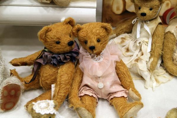 Выставка Euro Teddy в Эссене (с фото 1 часть), фото № 21