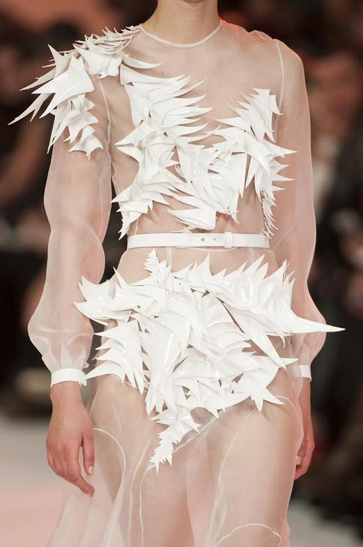 Stephane Rolland Haute Couture весна-лето 2014, фото № 118
