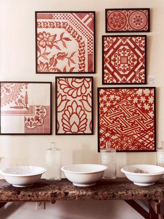 Виды декора на тканях