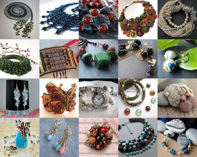 бижутерия, украшения, галерея бижутерии, бижутерия своими руками, украшения ручной работы