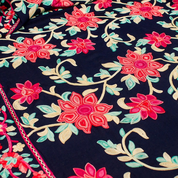 нарядное платье, цветочный узор