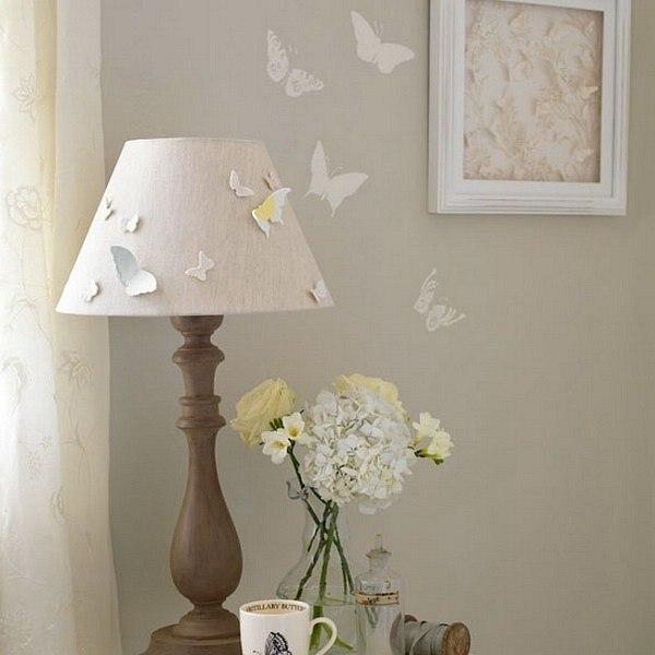 Бабочки как элемент дизайна интерьера, фото № 9