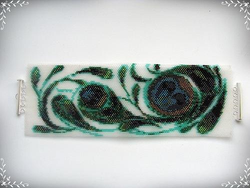 Мозаичное плетение бисером: публикации и мастер-классы – Ярмарка Мастеров