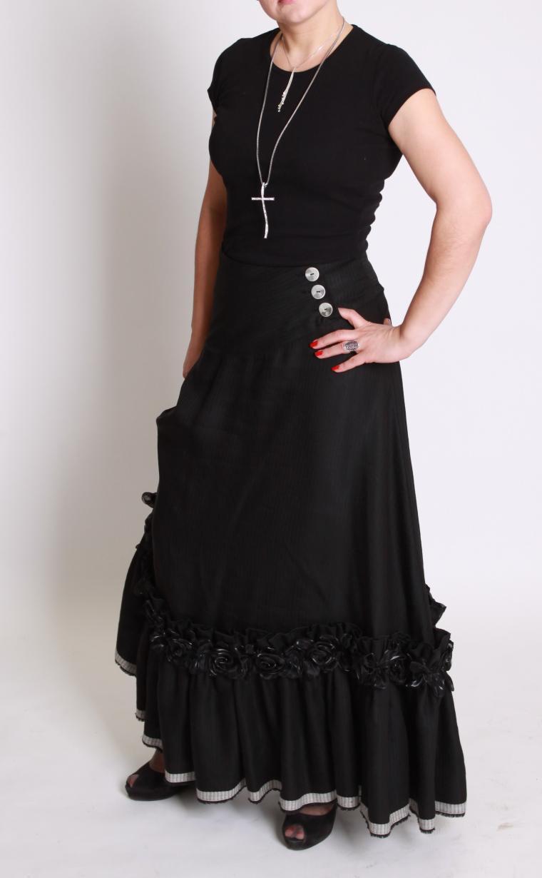 концертная юбка