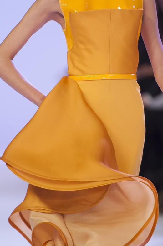 Stephane Rolland Haute Couture весна-лето 2014, фото № 82