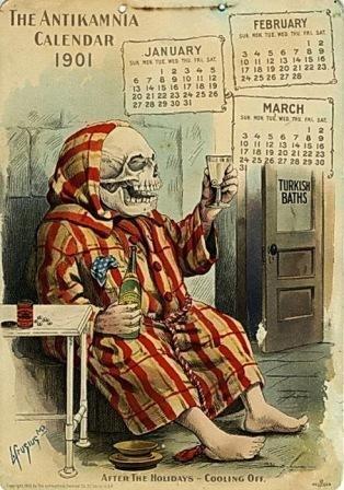 antikamnia calendar